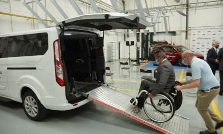 El Tour Ford Adapta apuesta por facilitar a las personas con discapacidad la movilidad accesible y sostenible