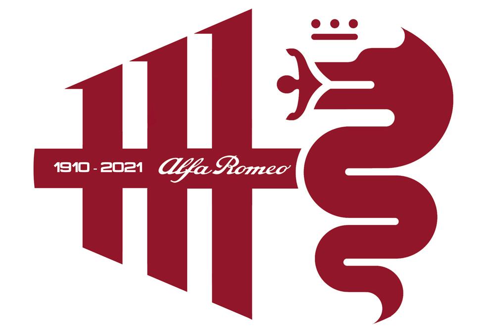 Logo Aniversario 111 Alfa Romeo
