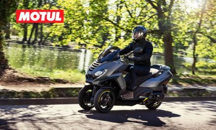 Motul y Peugeot Motocycles firman un acuerdo estratégico para el suministro de lubricantes