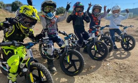 Moralzarzal impartirá clases de motocross a niños