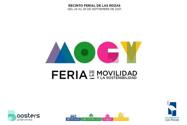 Cartel Feria de la Movilidad MOGY