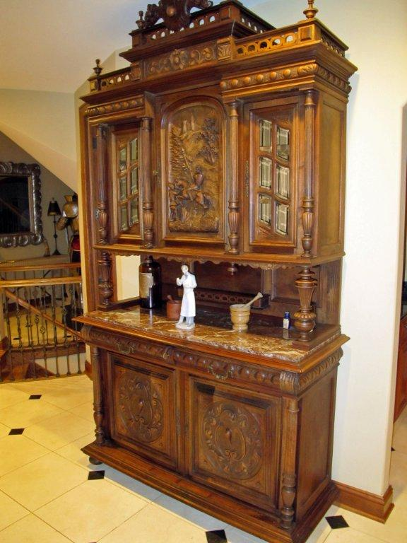 Antique French Renaissance Henry Ii Style Buffet Archives