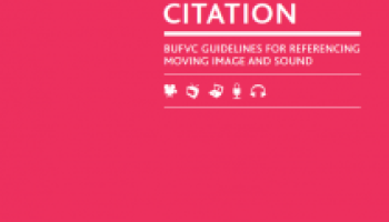 Learning on Screen – Audiovisual Citation Guidelines: Second