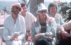 Monty Python in Cannes, 1983.