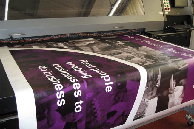 printing vinyl banners and posters