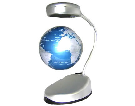 Anti-gravity Levitating Globe!