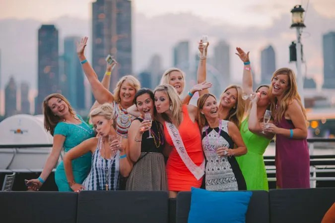 Boston Bachelorette Party- Spirit Cruises