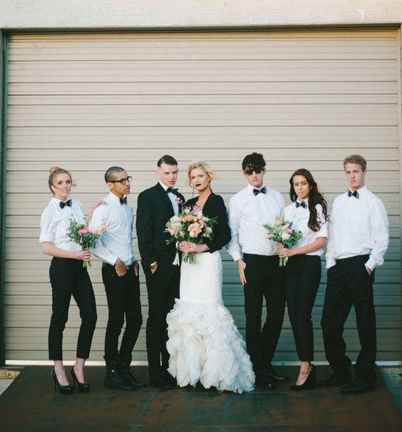 Bridesmaid pants