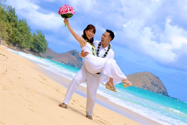 Beach Summer Weddings