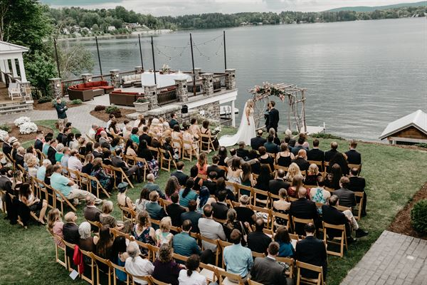 Lake House Summer Weddings