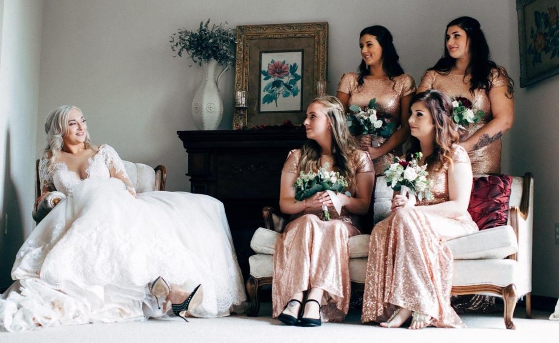 Bridesmaid Gifts Bridesmaid Dress