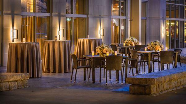Venues in Boston Hilton Garden Inn Patriot Place