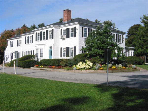 Venues in Boston Pequitside Farm