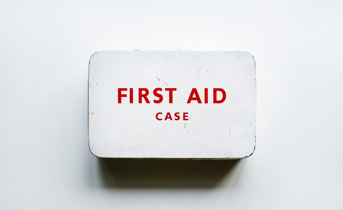 Emergency Kit First Aid