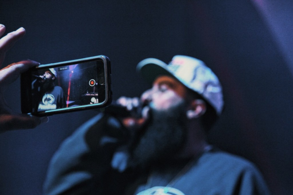 how to get rapper artists for my next events