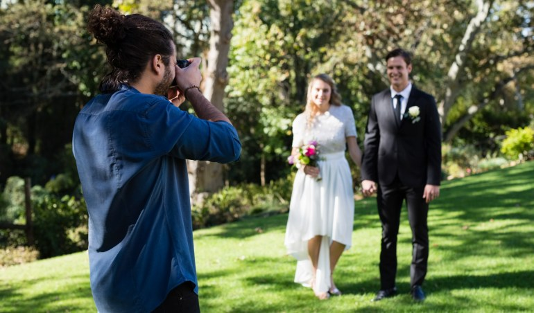 Hire a freelance photographer for your events with Eventeus