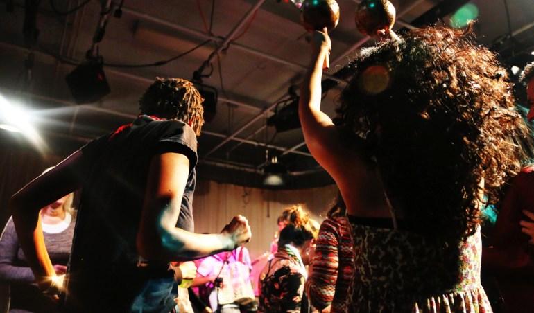 Learn cumbia dance with Eventeus.com!