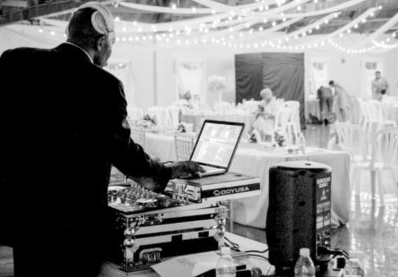 wedding dj online