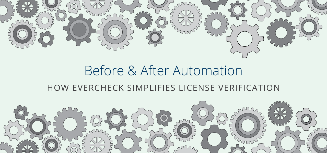 Before & After Automation: How EverCheck Simplifies