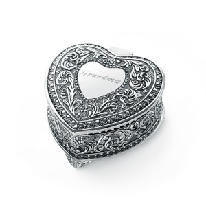 mothers day grandmother engraved jewelry box