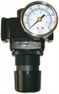 Use an EXAIR Pressure Regulator to limit your air supply pressure to the value necessary to accomplish the task.