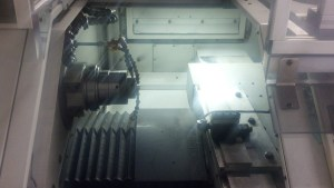 Lathe in need of Super Air Knife