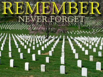 Memorial Day - ArlingtonCemetery