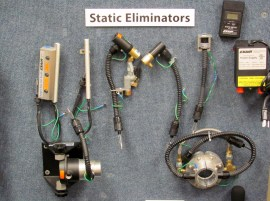 Static Eliminator Line
