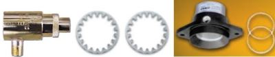 High Velocity Air Jets and Super Air Amplifiers use patented shims for optimum performance and efficiency.