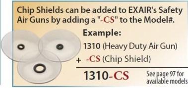 Chip Shield