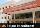 AIIMS-raipur-recruitment-2019