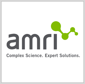 NIH Renews AMRI's Neurotherapeutic Drug Discovery Support