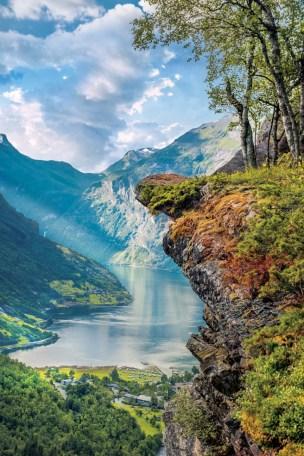 Croisière Fjords Expairtours