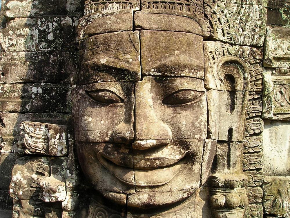 Angkor – temple emblématique de l'Empire khmer