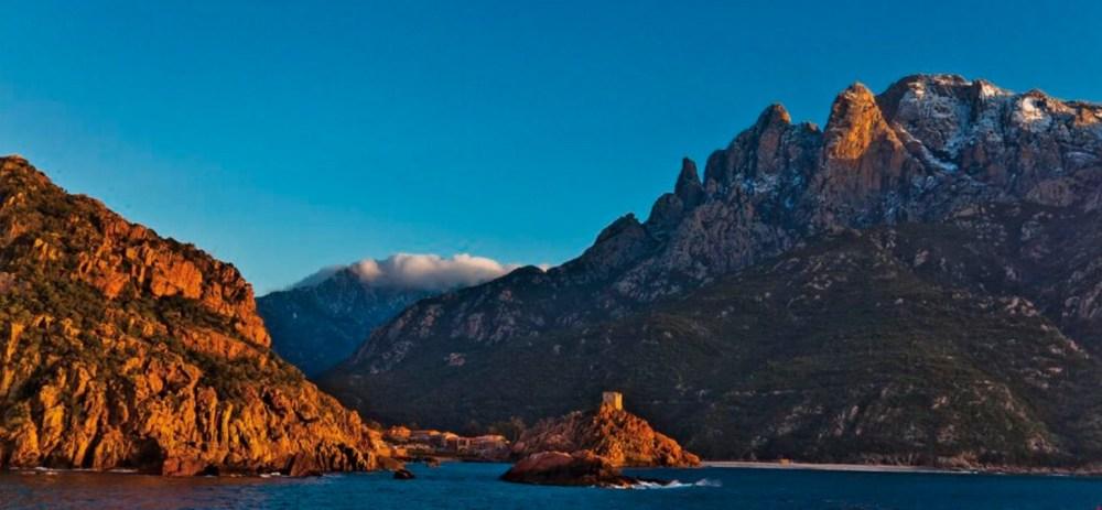 Cap sur la Corse, circuit Expairtours