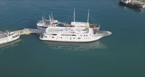 Croisière en Croatie : l'Adris 5* luxe se dévoile un peu plus !