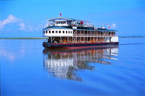 Myanmar Croisière Irrwaddy