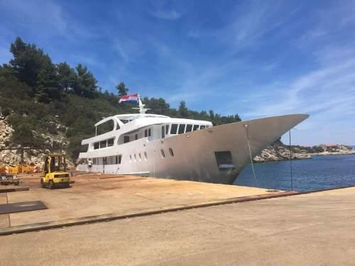 Cruise in Kroatië : Nieuws van de Adris 5*+