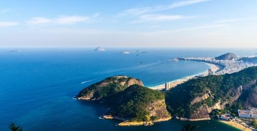 Croisière Amérique du Sud : cap sur Copacabana