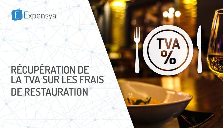 TVA sur les frais de restauration