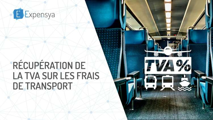 Récupération de la TVA sur les frais de transport