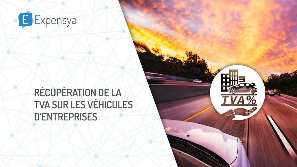 La TVA sur les véhicules d'entreprise est-elle récupérable ?