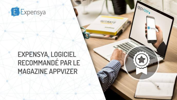 Expensya, un logiciel recommandé par Appvizer