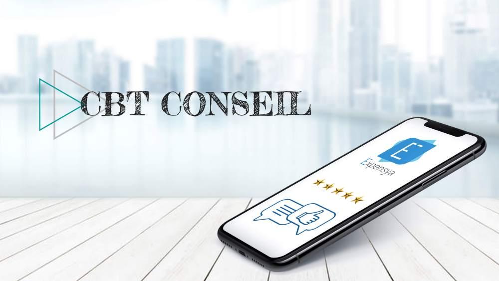 Solutions de gestions de notes de frais CBT conseil