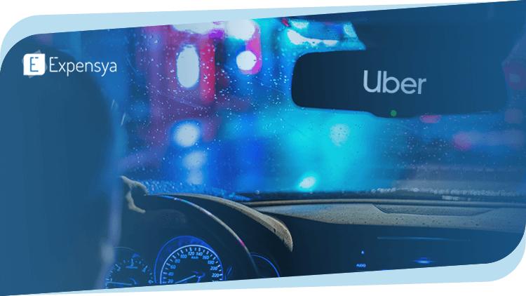 Ajoutez simplement vos dépenses VTC avec l'intégration Uber