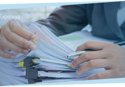 Notas de gastos digitales
