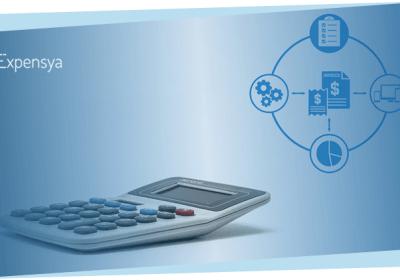 solución de gestión de las notas de gastos