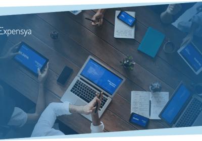 solución de gestión de notas de gastos