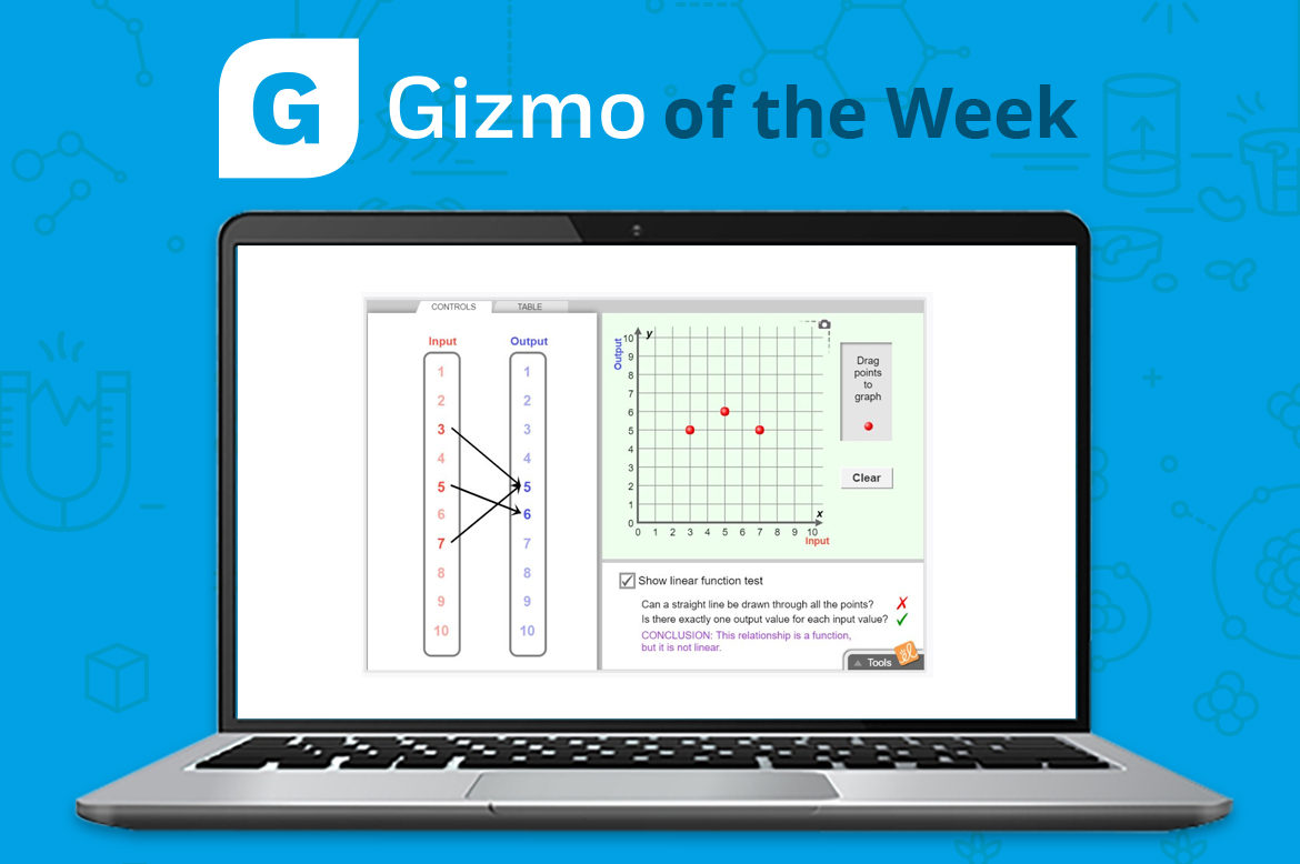 Gizmo Of The Week Linear Functions