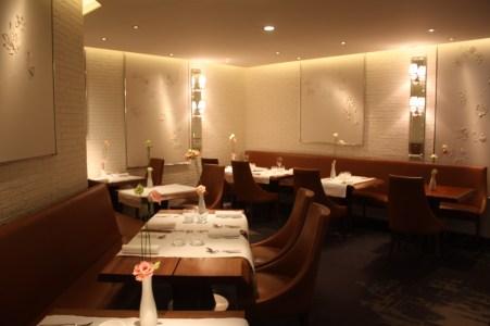 La Salle du restaurant La Dame de Pic